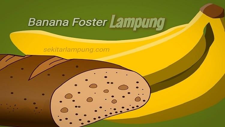 Banana Foster Lampung
