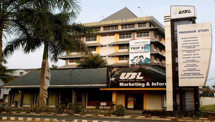 Sejarah Universitas Bandar Lampung