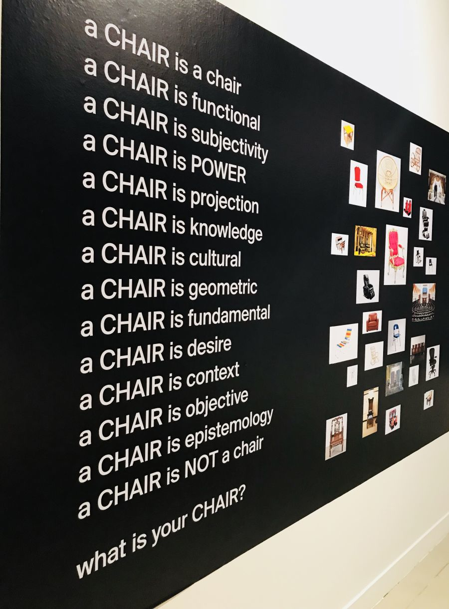 The Chair Has Been Object Of Obsession For Architects And Designers Almost A Hundred Years Stands To Mean Many Different Things