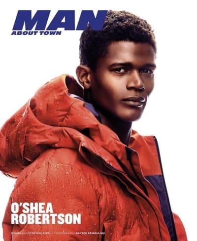 O'SHEA ROBERTSON