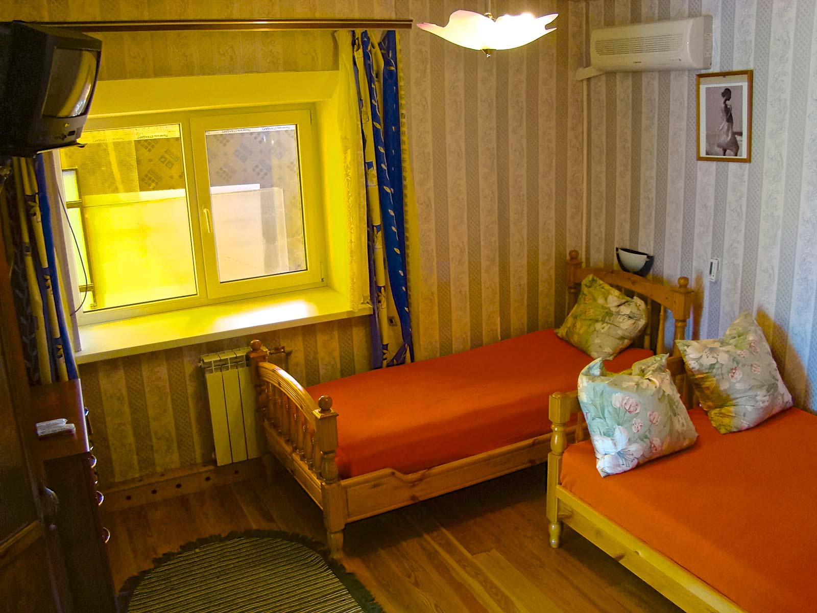 "Bedroom at ""So storony sada"""