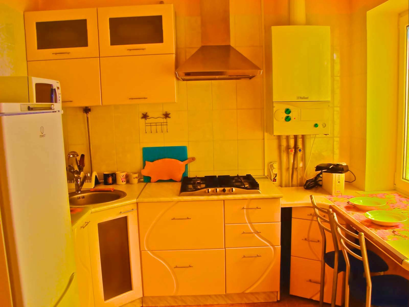 "Kitchen at ""Domik"""