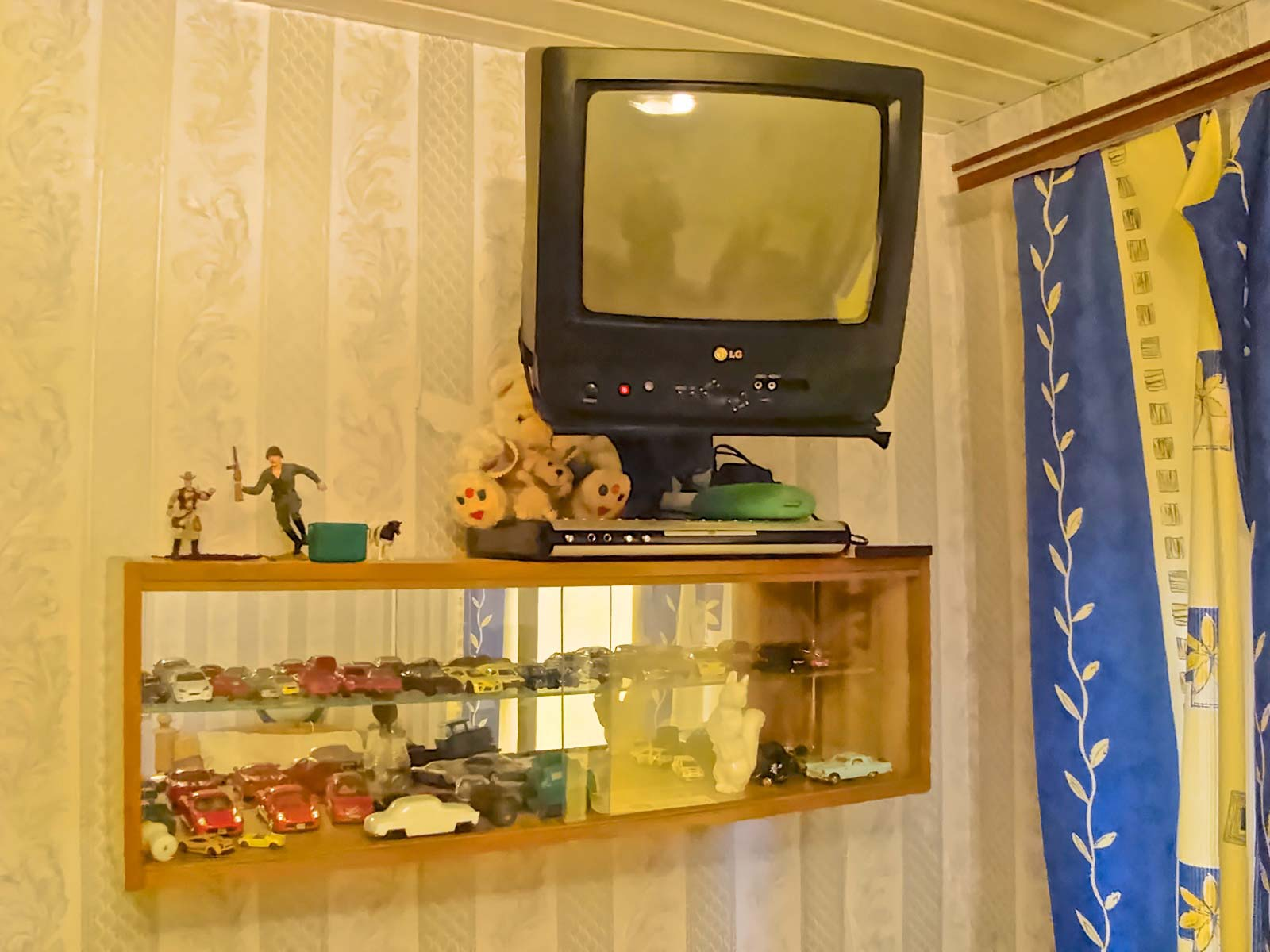 "TV at ""So storony sada"""