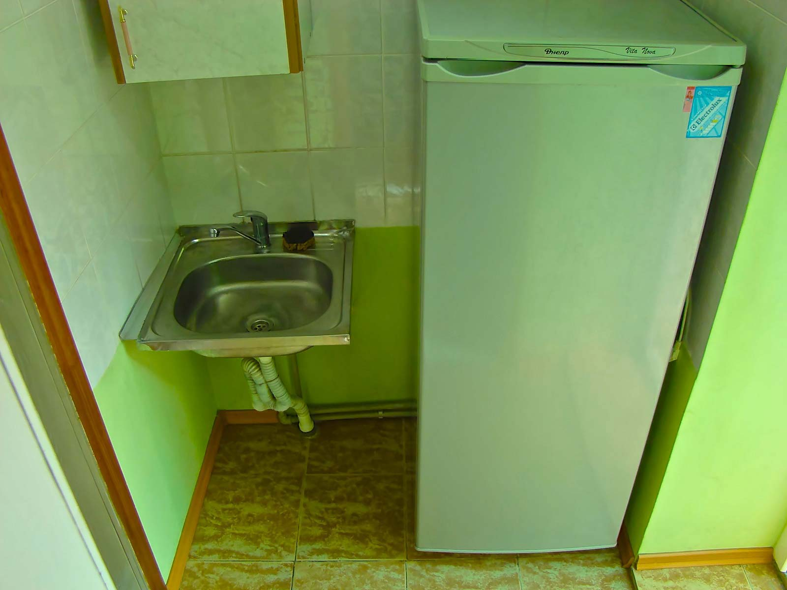 "Appliances at ""So storony sada"""