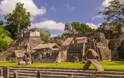 Your Guide to Traveling to the Tikal Ruins of Guatemala