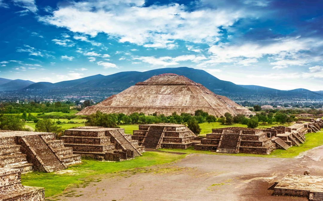15 must-visit pyramids in Mexico