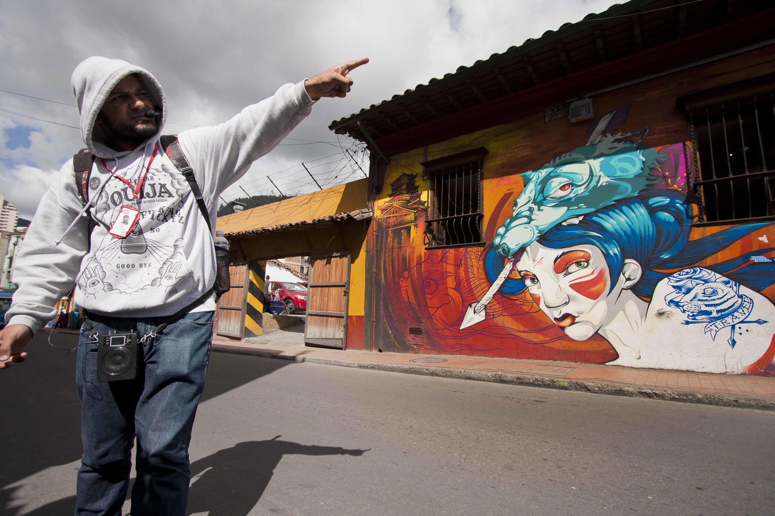 Stay And Explore Bogota La Candelaria Colombia Selina