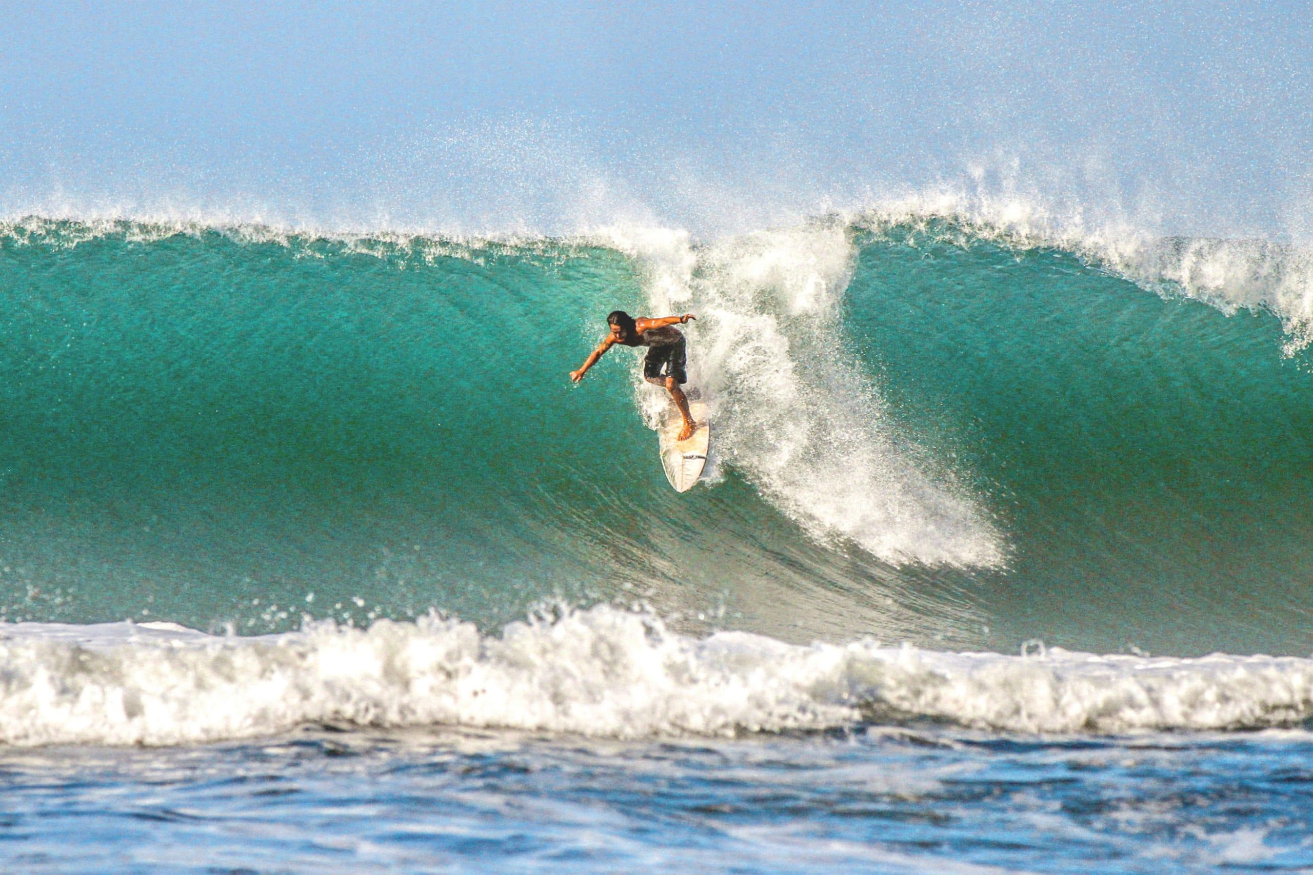 Surf jaco pro hero