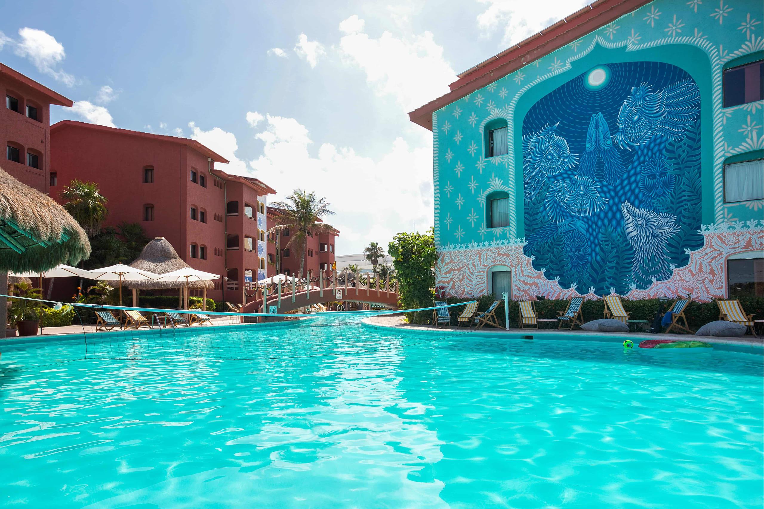 Stay And Explore Cancun Laguna Hotel Zone Mexico Selina