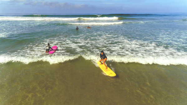 Surf Etiquette: How to treat people in a line-up