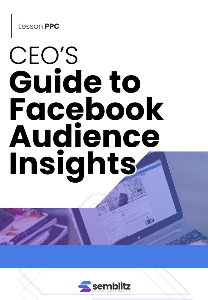 CEO's Guide to Facebook Audience Insights