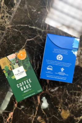 Karbonsemleges tea és kávé   Karbonsemleges Iránytű