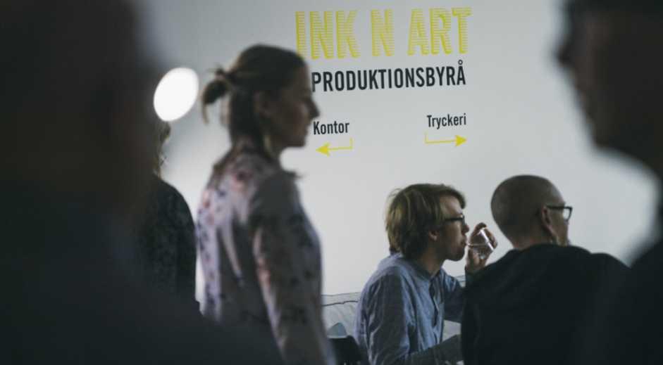 Ink n Art produktionsbolag - Sendify