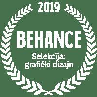 BEHANCE 2019 Selekcija: grafički dizajn