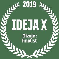 IDEJA X 2019 Craft Dizajn finalist