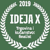 IDEJA X Trgovina i kućanstvo: finalist