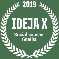 IDEJA X Social causes: finalist