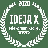 Ideja X Telekomunikacije: srebro