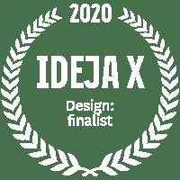 Ideja X Design: finalist