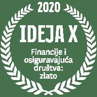 Ideja X Financije i osiguravajuća društva: zlato