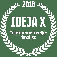 Ideja X Telekomunikacije: finalist