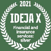 IdejaX 2021 Finance: silver