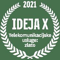 IdejaX Telekomunikacije: zlato