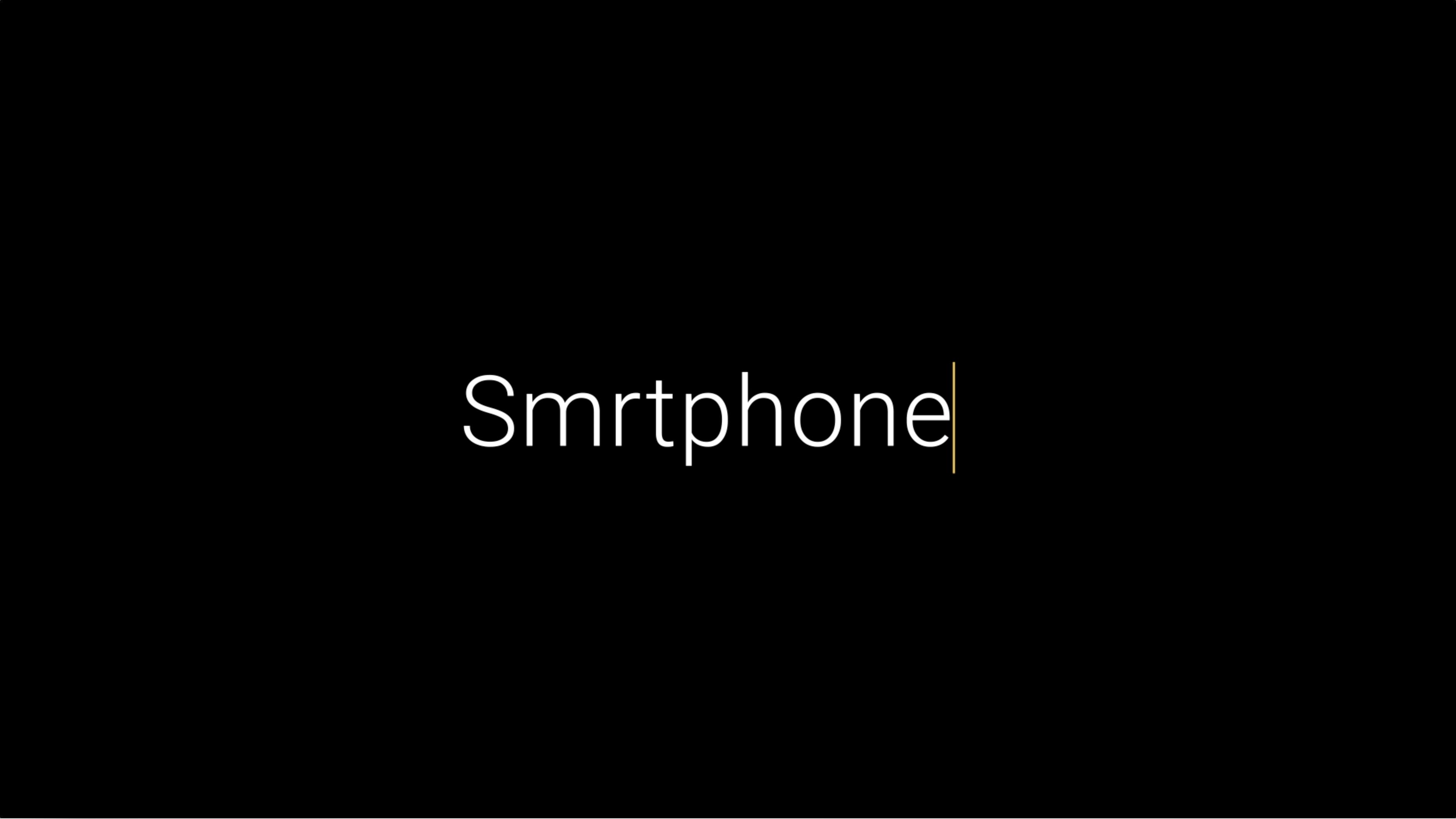 SMRTPHONE