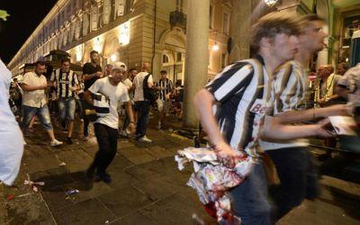 Torino: la paura di un attentato può causare più feriti di un attentato reale.