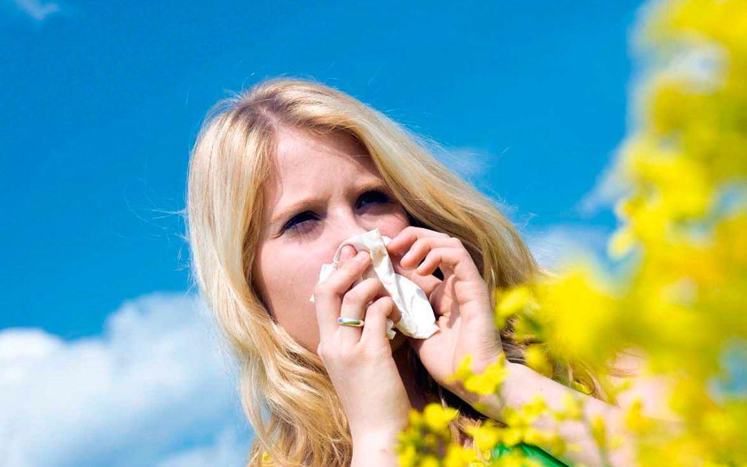 Allergia: il significato profondo delle allergie. I Fiori di Bach ed i Fiori Australiani possono essere d'aiuto.