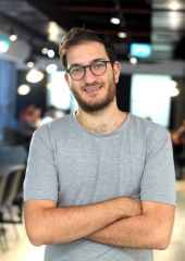 Avner Adda, Data Scientist |Adopt a Contractor