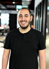 Yoni Zaouch, FullStack Developer |Adopt a Contractor