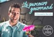 Le parcours gourmand d'Alexandre Barrette
