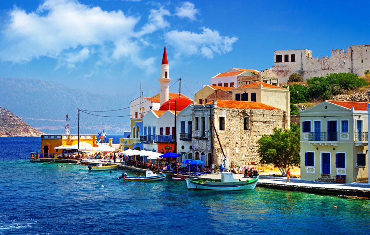 Kastelórizo, Grèce