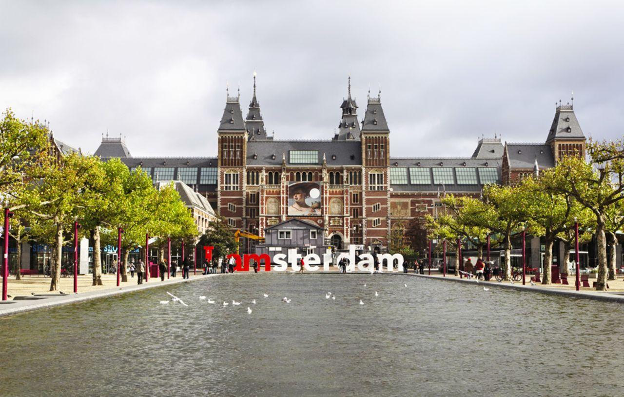 La place Museumplein