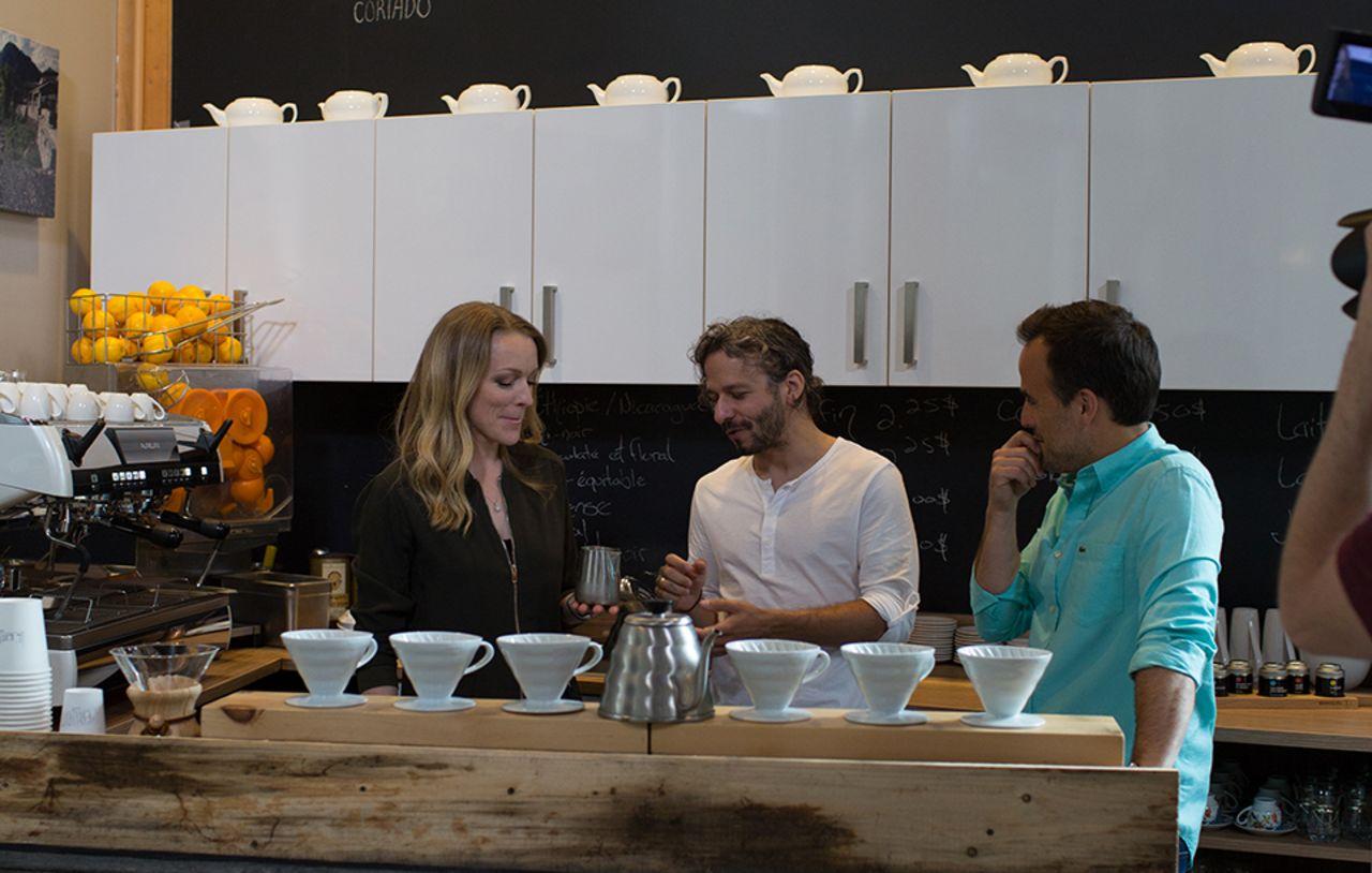 L'Érudit Café