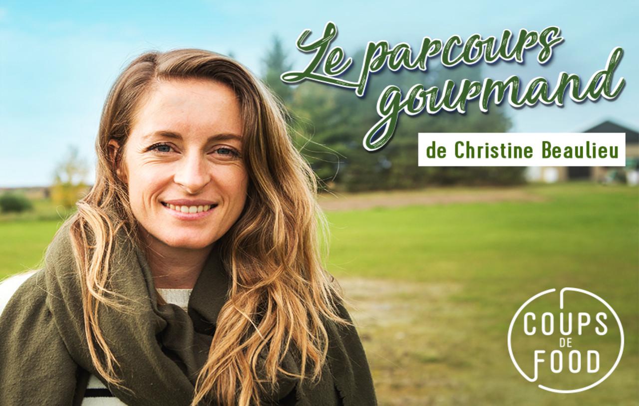 Parcours gourmand de Christine Beaulieu