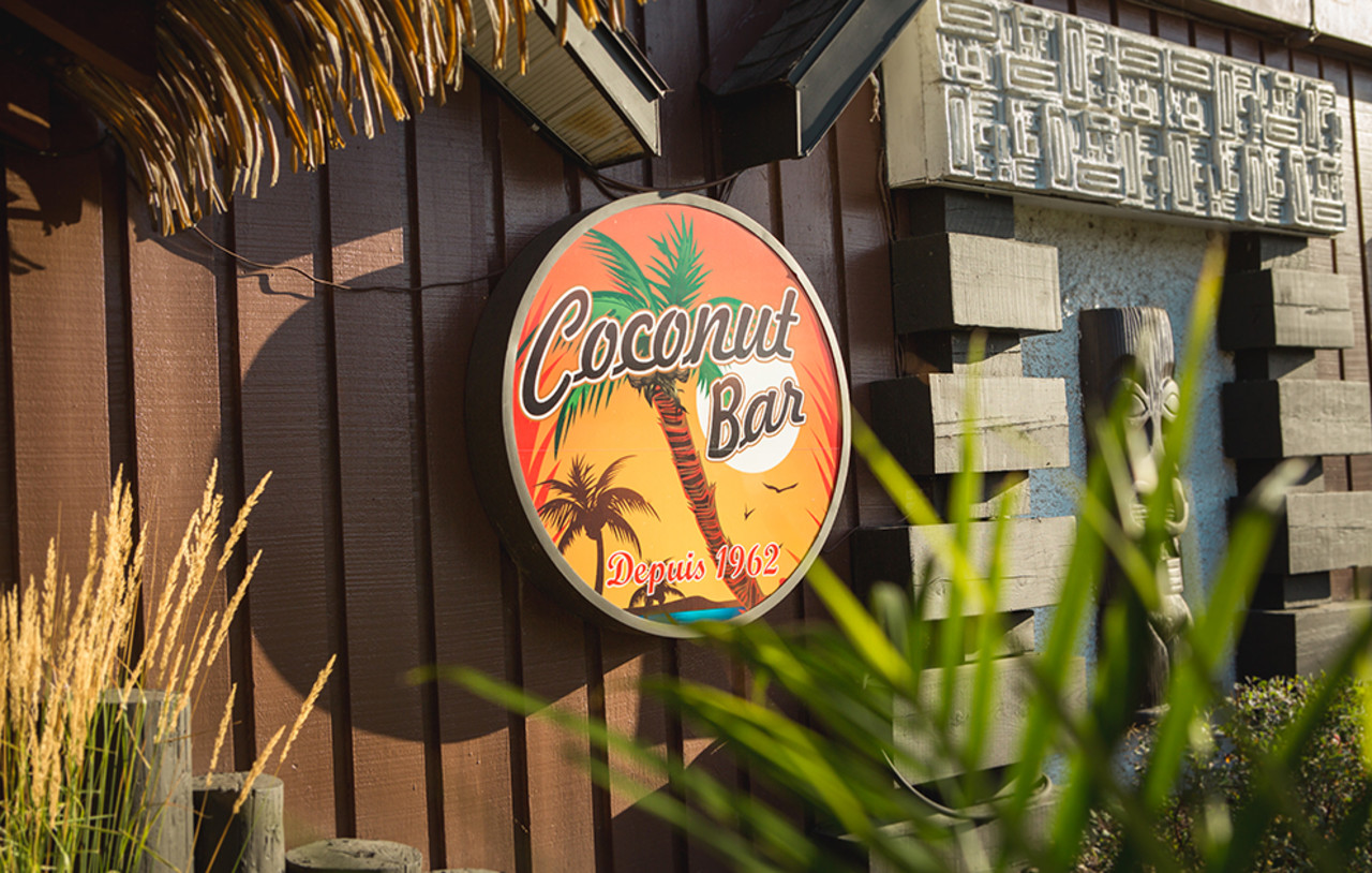Bar coconut