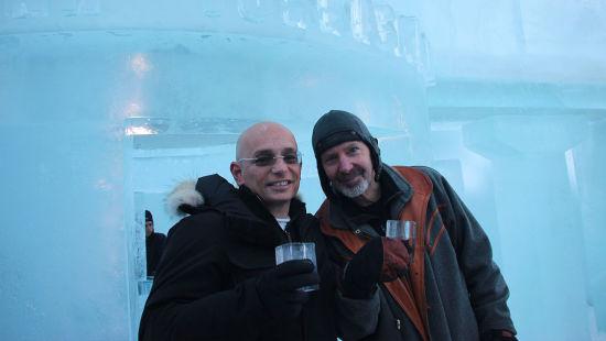 Hôtels de glace : tout est possible