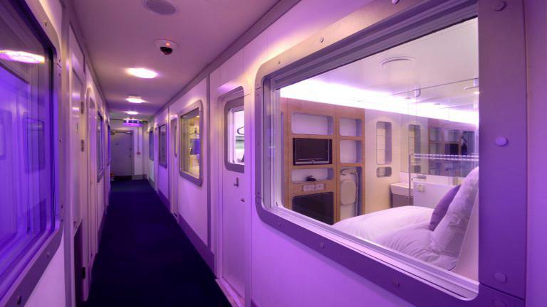 Dormir dans un micro-hôtel à New York