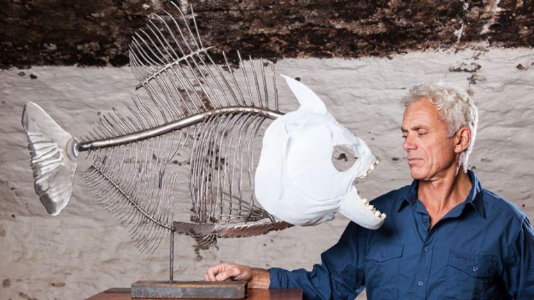 Monstres d'eau douce-Prédateurs préhistoriques