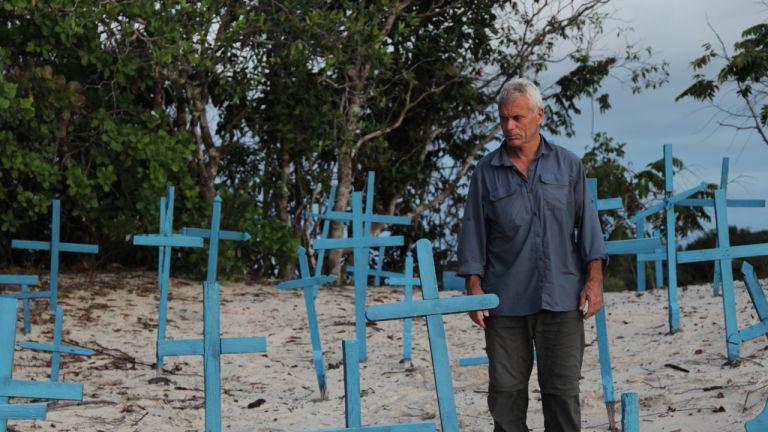 Monstres d'eau douce-Cruelle Amazone
