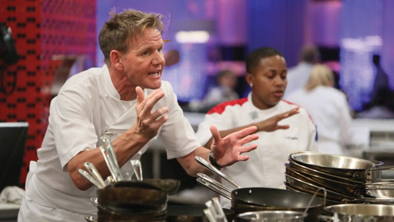 Hell's Kitchen 13
