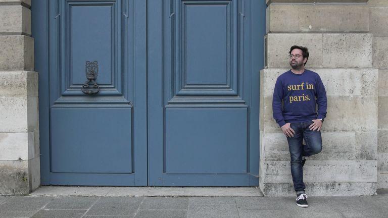 Un Québécois à Paris