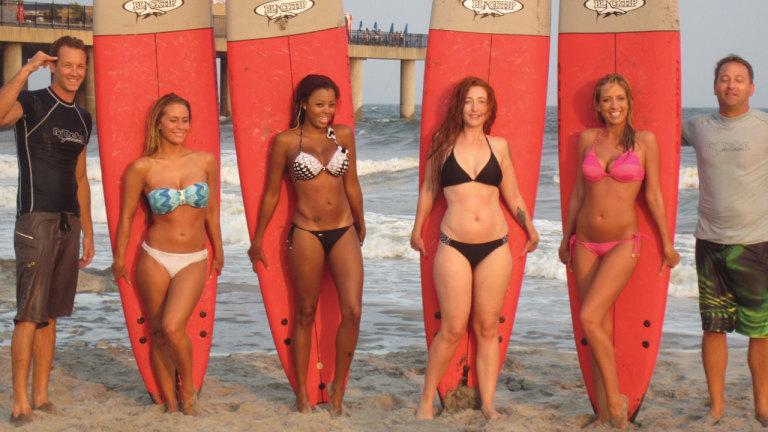 Bikinis et bords de mer (2)