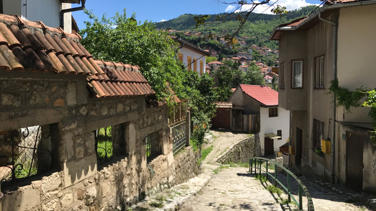Flâneries dans les Balkans