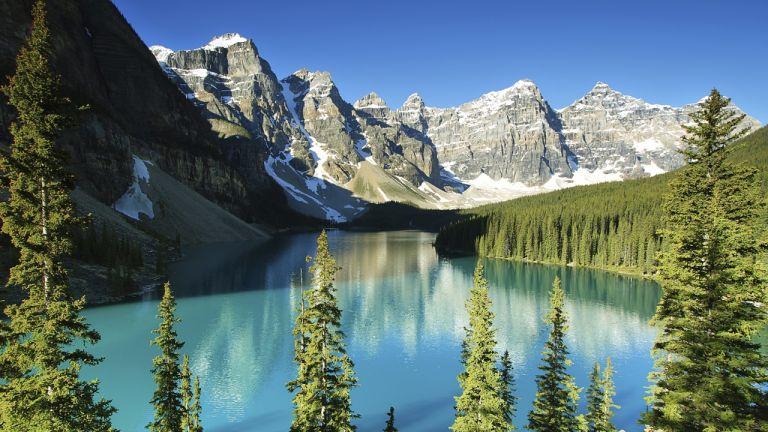 Ces lacs qui tutoient le ciel