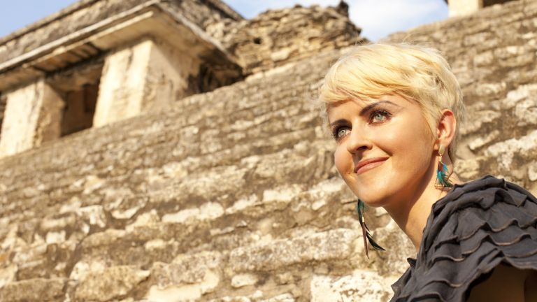 En pays maya