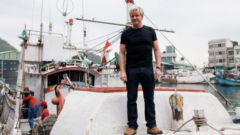Gordon Ramsay : voyage en Asie du Sud-Est