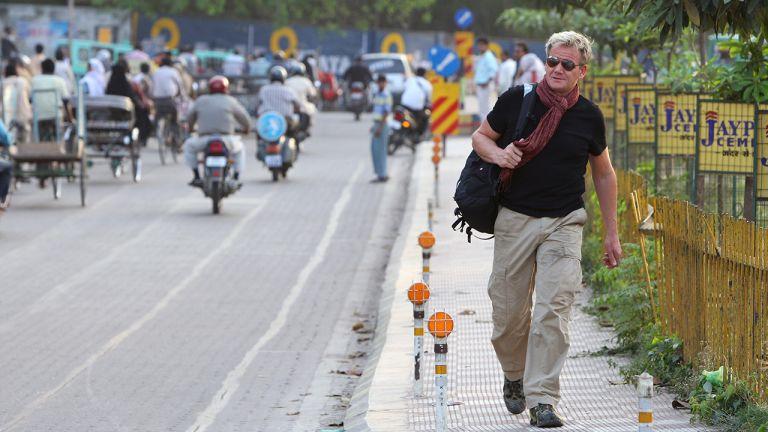 Gordon Ramsay : voyage en Inde